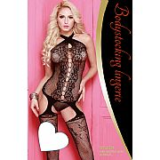 Bodystocking Sexy Floral - Sassy Girl