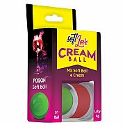 Cream Ball Poison Hard - Sassy Girl